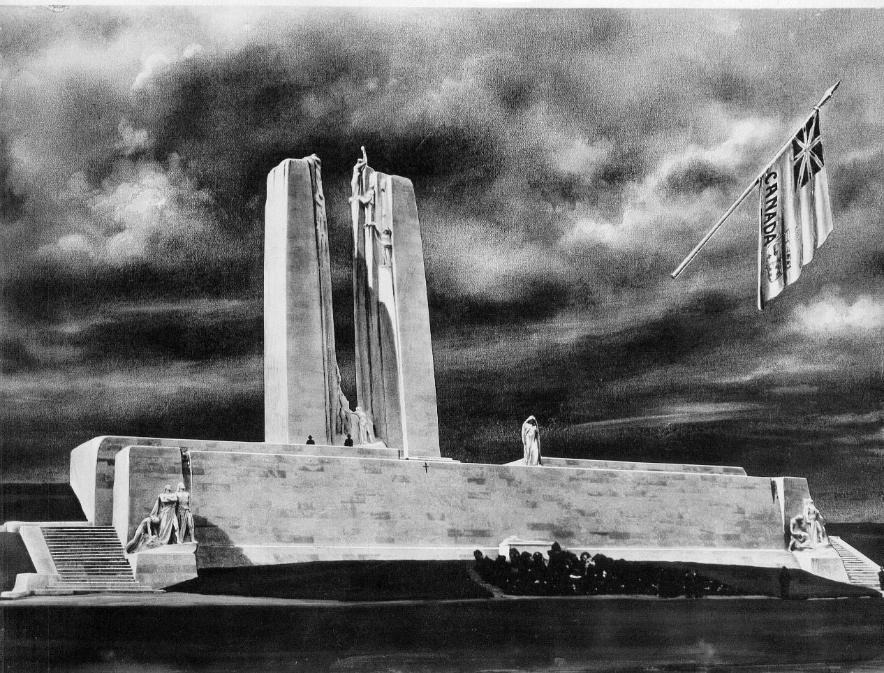 Vimy-Memorial