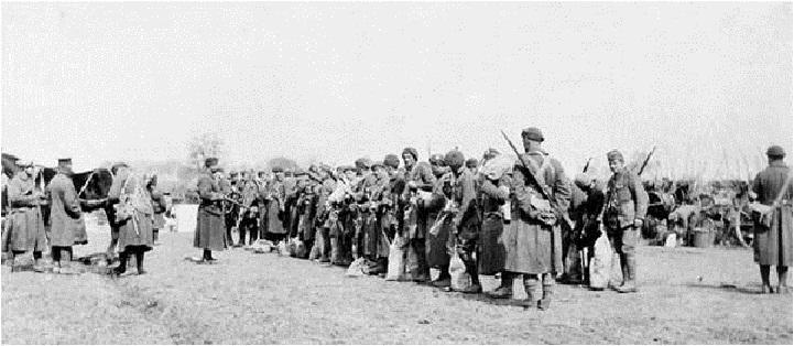 15th battalion april 1915